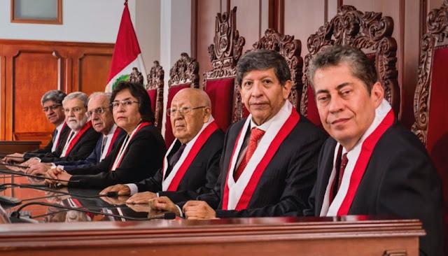 Miembros del Tribunal Constitucional