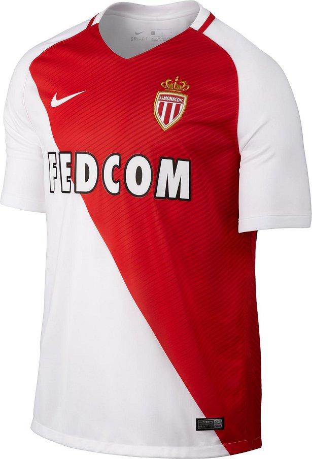 149634ee92585 Nike divulga as novas camisas do Monaco - Show de Camisas