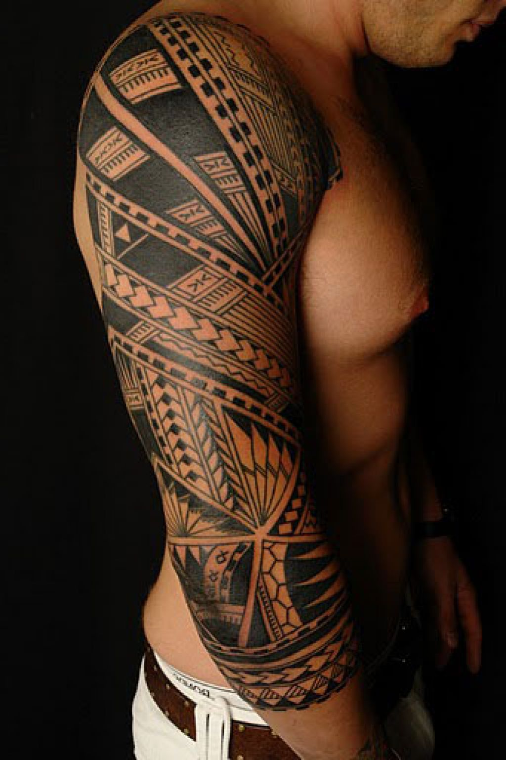 Hawaiian flower tribal tattoos wallpaper tattoos design wallpaper hawaiian flower tribal tattoos wallpaper izmirmasajfo