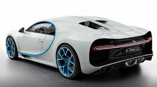 Bugatti Chiron Used Car's Price