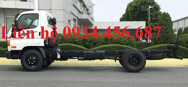 Hyundai 110sl thùng dài 6m2