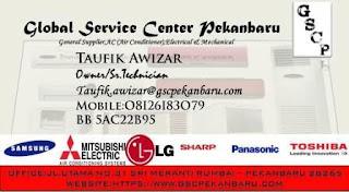 Service AC Pekanbaru