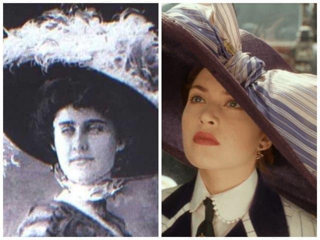 Edith Evans e Rose no filme