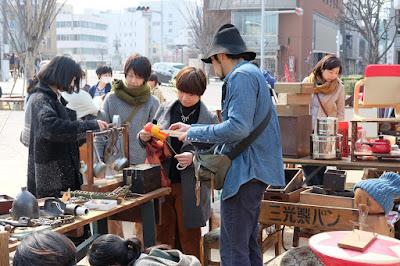 まつもと古市(ふるいち)#24 別所古道具店