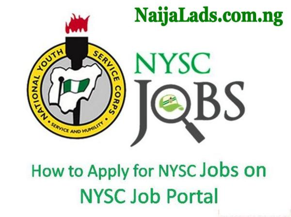 NYSC Job Portal: How to Register and Apply for Jobs and Latest Recruitment Opportunities on NYSC Job Portal 2018