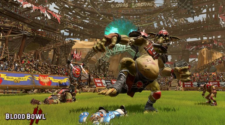 Blood Bowl II PC Full Español
