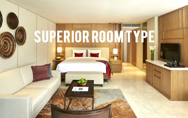 Superior Room Type Aryaduta Hotel