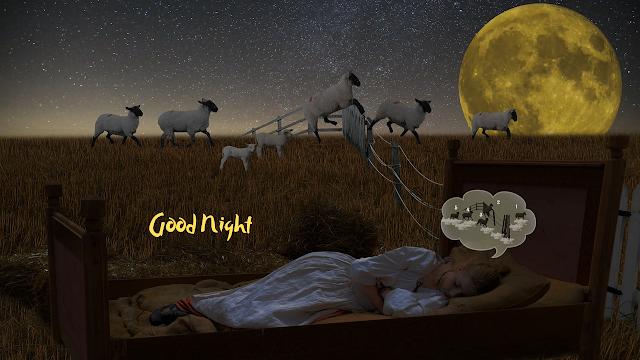 marathi good night images
