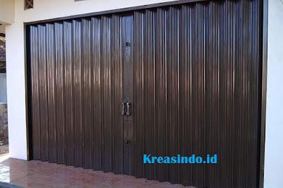 Harga Pintu Folding Gate, Harmonika dan Rolling Door