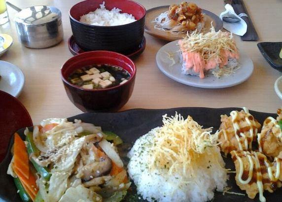 Daftar Harga Makanan Sushi Tei Terbaru