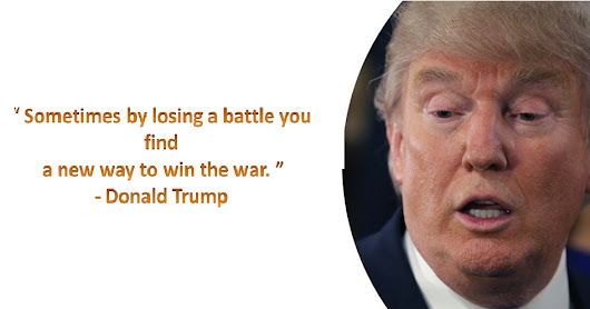 Donald Trump`s Best Quote on Life in PNG