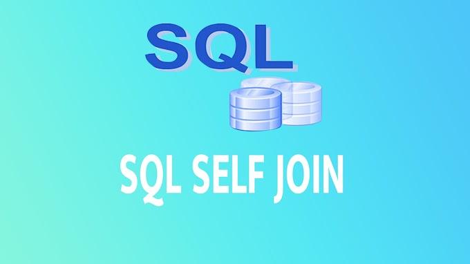 SQL SELF JOIN