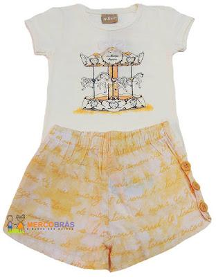 revender roupas de criança