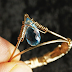 Wire Wrapped Teardrop Ring Tutorial