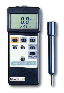 JUAL CONDUCTIVITY METER Lutron CD 4303 | 0821 4000 2080
