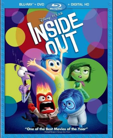 Inside Out 2015 English BluRay 480p ESubs 300MB