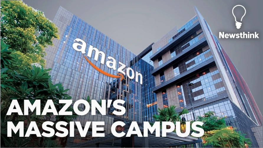 Amazon's world's largest campus to be built in India