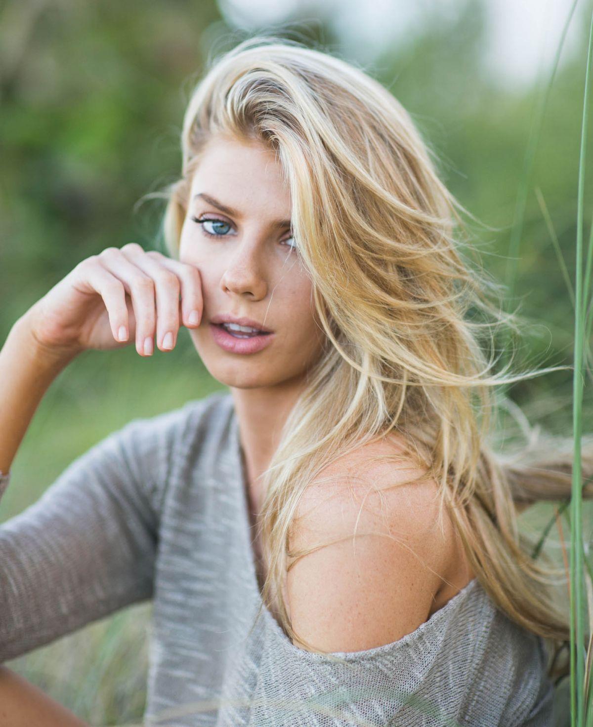 Charlotte Mckinney Hot Photo Shoot by Samuel Black