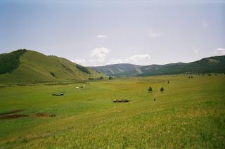 mongolia, riitta reissaa, ratsastusmatka