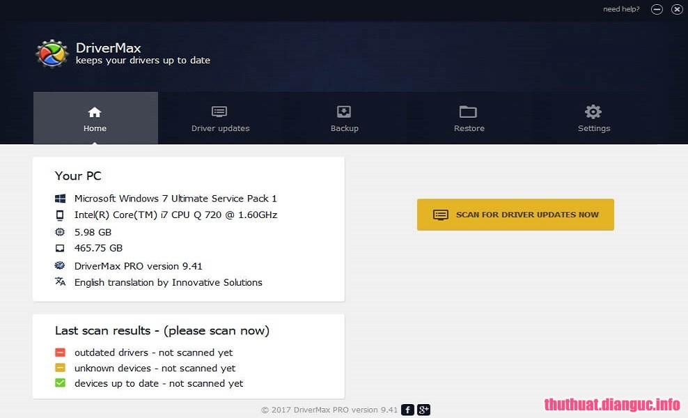 Download DriverMax PRO 10.17.0.35 Full Cr@ck