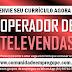 SELEÇÃO DE OPERADOR DE TELEVENDAS PARA COMÉRCIO NO RECIFE