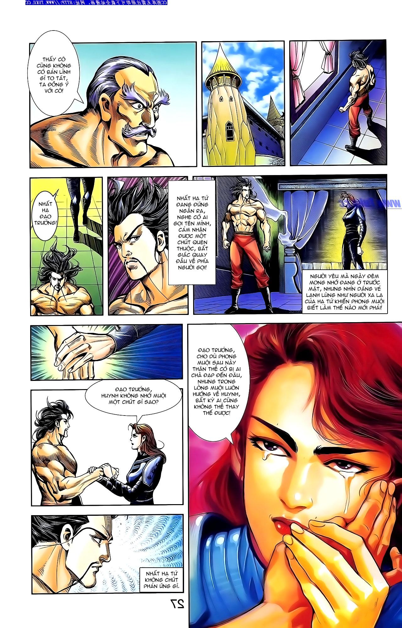 Cơ Phát Khai Chu Bản chapter 139 trang 11