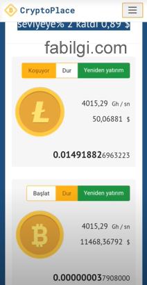 Bitcoin Madencliği Bedava Nasıl Yapılır? Cryptoplace Tatnıtım