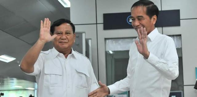 Petinggi Gerindra: Pertemuan Jokowi-Prabowo Membuat Semua Orang Senang