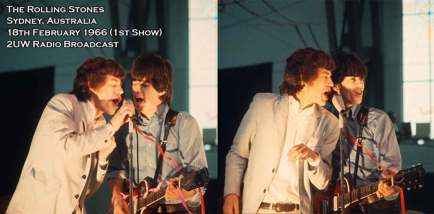 HEAVY-ROCK BOOTLEGS: The Rolling Stones:1966-02-18