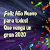 Feliz año 2020 para amigos
