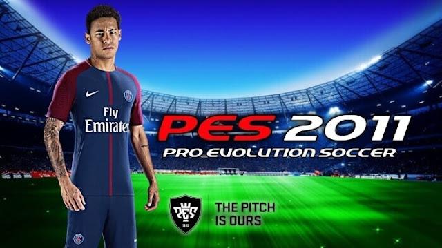تحميل لعبة PES 2011 MOD PES 2020 بيس 11 مود بيس 20