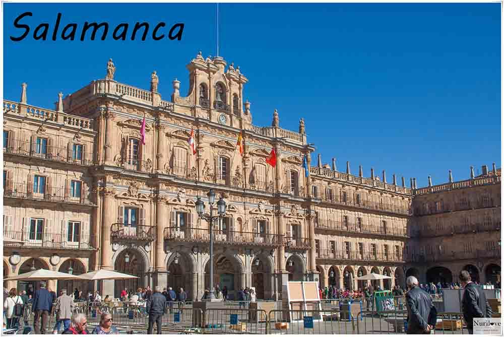 Salamanca una ciudad castellana de lo más interesante y cultural