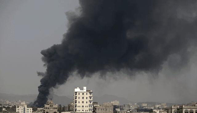 Koalisi Arab Hancurkan Drone Syiah Houtsi