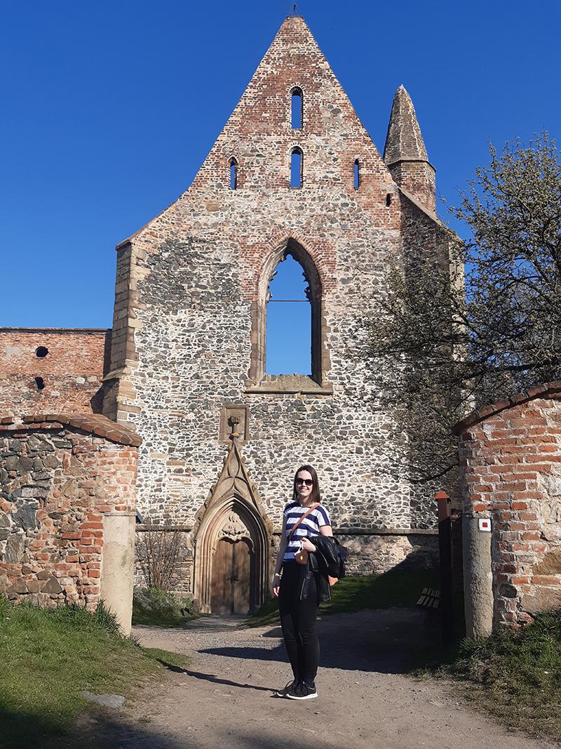 Dolní Kounice_klášter Rosa Coeli
