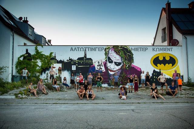 Πρόσκληση συμμετοχή σε δημιουργία Graffiti για την ανάδειξη της σημασίας του Υγρότοπου Ναυπλίου- Νέας Κίου
