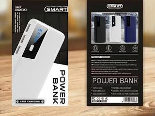 power bank 3 porta usb 10000mah on tenck 33560