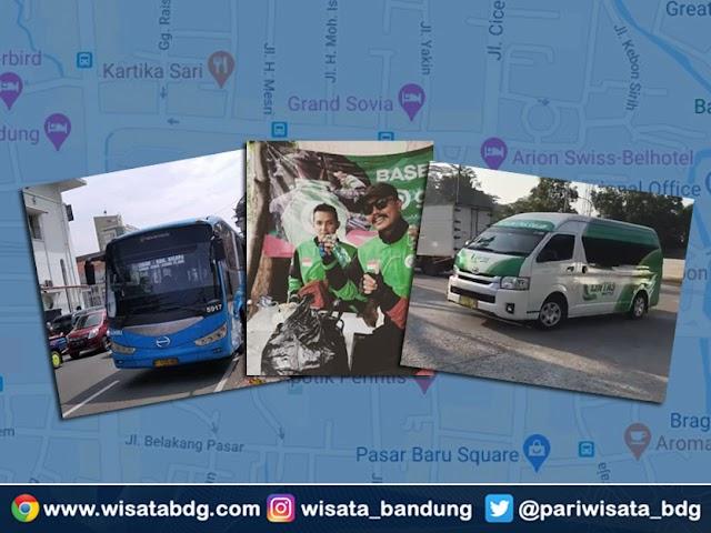 Update Layanan DAMRI, Transportasi Online, dan Travel Bandung Awal Bulan April 2020