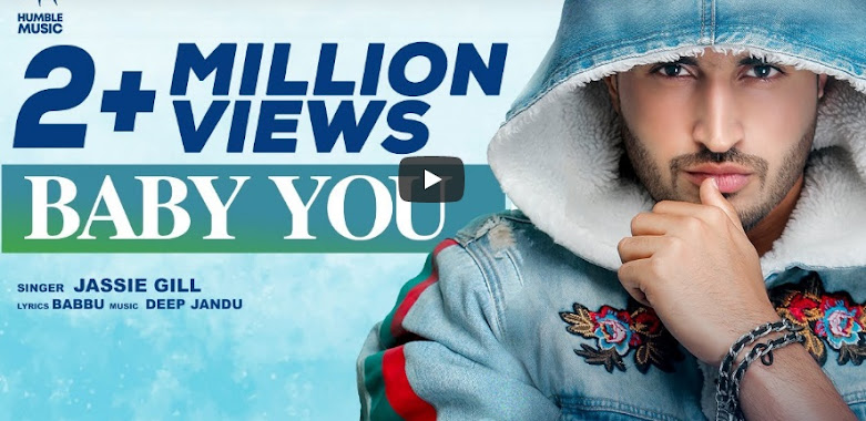 बेबी यू (Baby you) Lyrics hindi- Jassie Gill