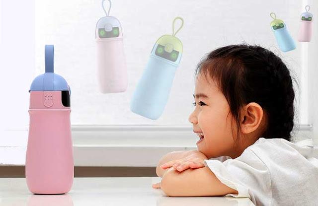 Bisa Bicara Sendiri, Intip Kecanggihan Smart Botol Minum Anak Masa Kini