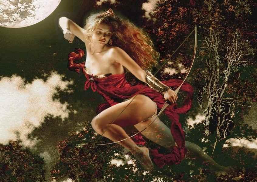 Ártemis (Diana) - Deusa Grega das Montanhas, Florestas e Caça