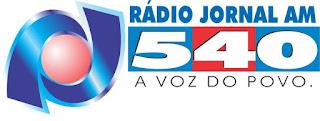 Rádio Jornal AM 540 de Aracaju SE