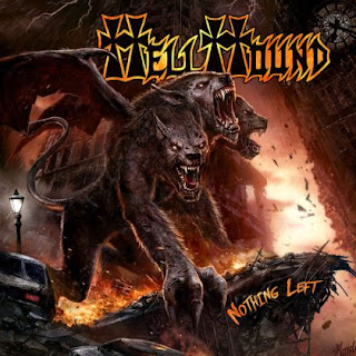 "Hellhound - ""Nothing Left"" (album)"