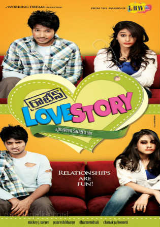 Routine Love Story 2012 UNCUT BluRay 900MB Hindi Dual Audio 720p
