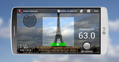 Smart measure Android