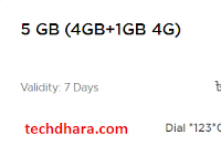 Robi 5 GB internet data at only 129 Taka