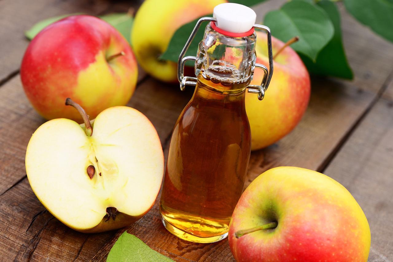 وصفات خل التفاح للشعر ٦ وصفات ستجعل شعرك صحى أكثر