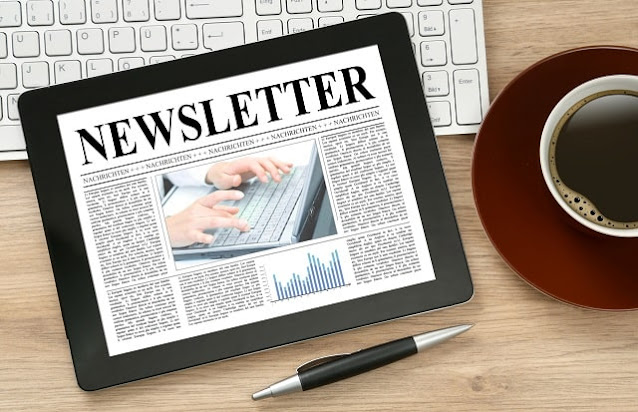 printed newsletters benefit business print marketing direct mail advertising