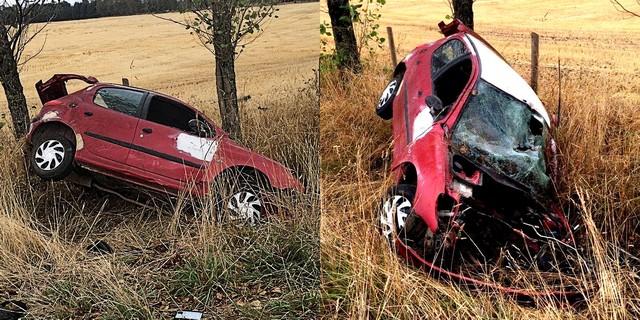 Fatal accidente vehicular en el sector Chanchan