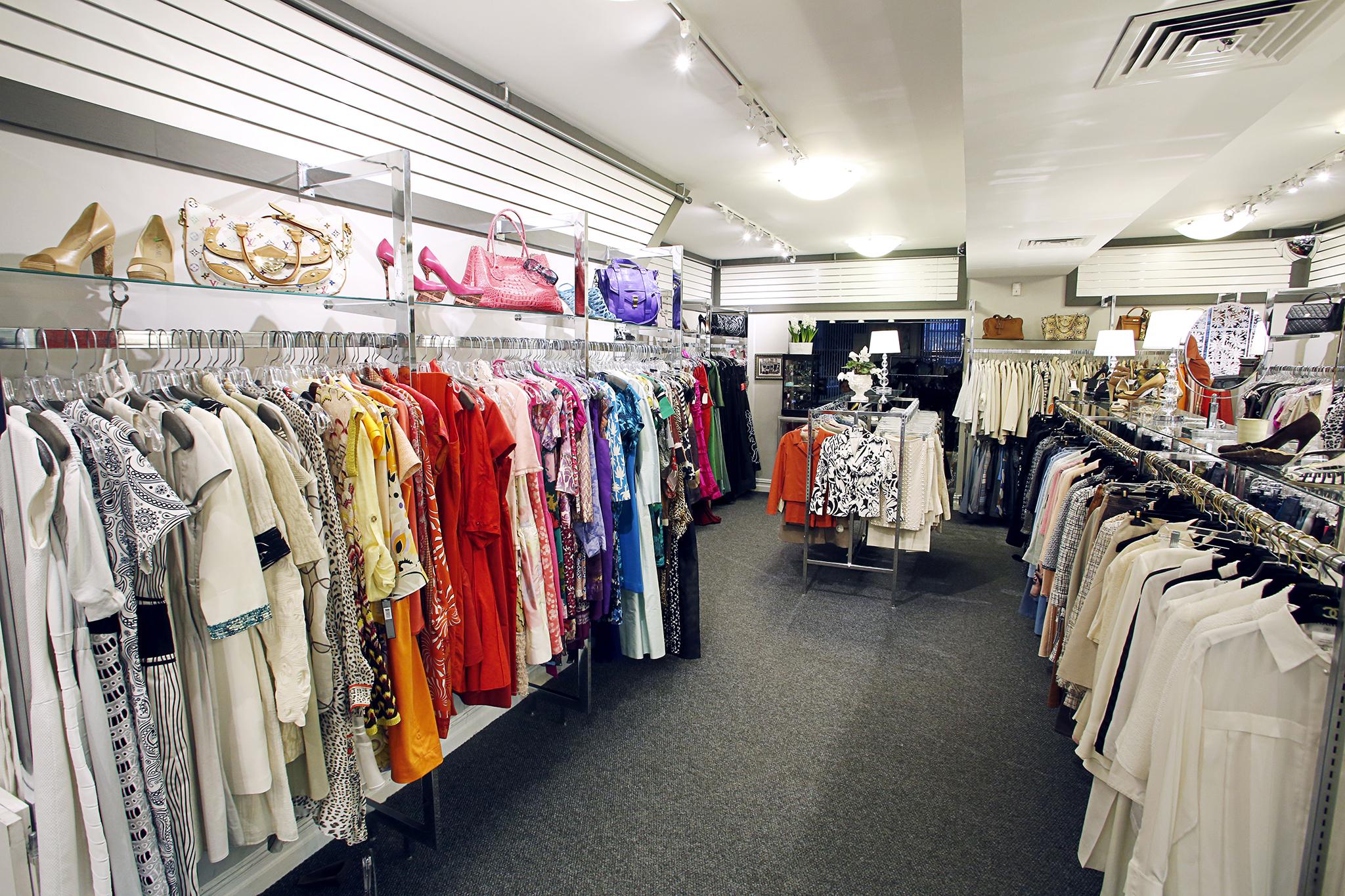 Establish Your Ladies Clothing Store