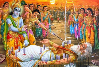 Kematian Bisma Mahabharata